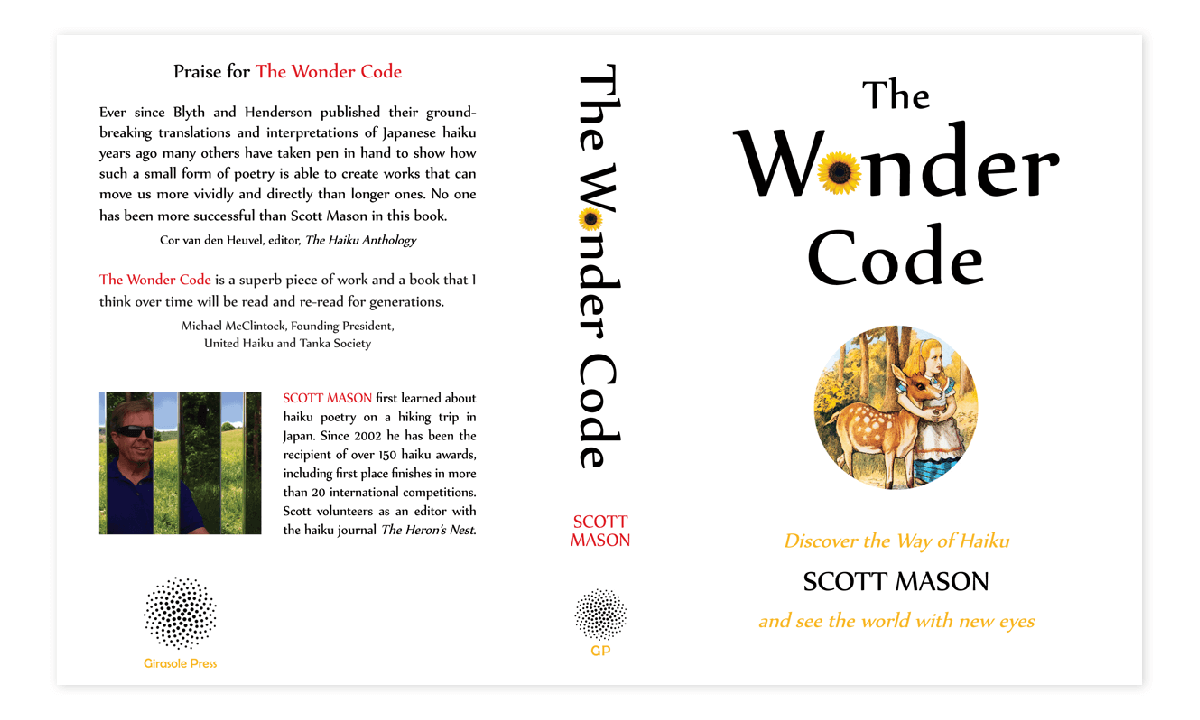 The Wonder Code cover design